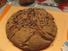 Brot- Roggenvollkorn mit Sauerteig - Rezept