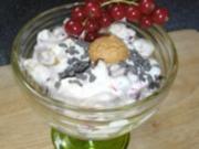 Johannisbeer-Joghurt-Becher - Rezept