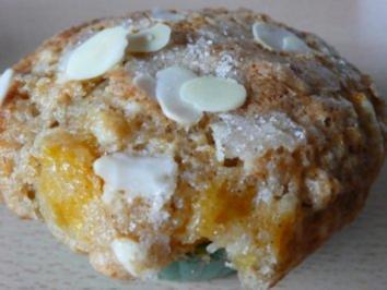 Mango-Mandel-Muffins mit einem Hauch Zimt - Rezept