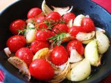 Tomaten-Pfanne ... - Rezept