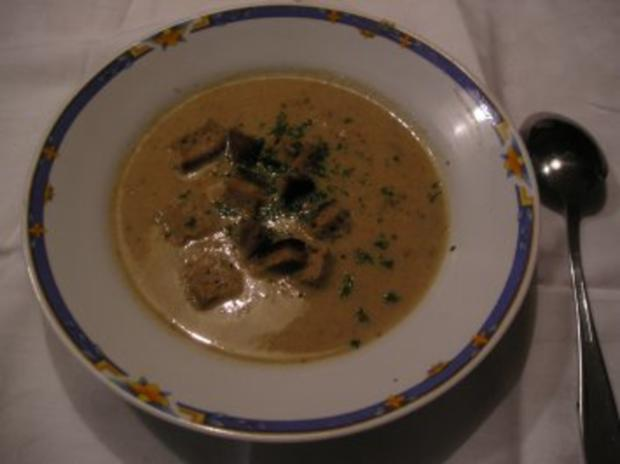 Geröstete Brotsuppe - Rezept - Bild Nr. 2