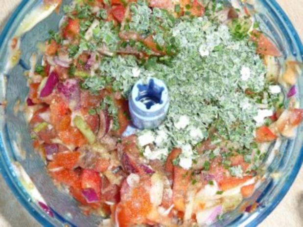 Gemüserahm - Putengulasch - Rezept - Bild Nr. 6
