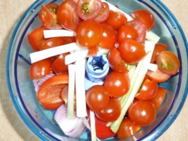 Gemüserahm - Putengulasch - Rezept - Bild Nr. 7