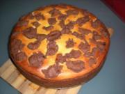Kuchen: Russischer Zupfkuchen - Rezept