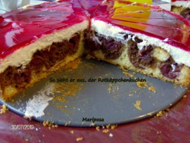Rotkappchen Torte Rezept Mit Bild Kochbar De