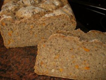 Brot: VITALBROT  --Eigenkreation-- - Rezept