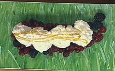Schnelle Quarkmousse - Rezept