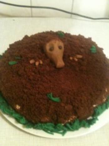 Maulwurfkuchen Ein Echter Hingucker Rezept Mit Bild Kochbar De