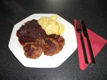 Fränkische Fleischküchle - Rezept