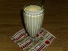 Weisse Eis-Schokolade - Rezept