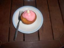 Cupcakes mit Mascarponehaube - Rezept