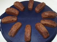 Schoko - Mini - Cakes - Rezept