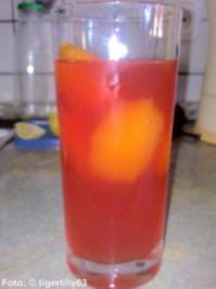 Himbeer-Eistee - Rezept