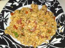 Bulgur-Salat - Rezept