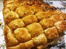 Schweineschinkenbraten mit Senf-Honig-Kruste - Rezept