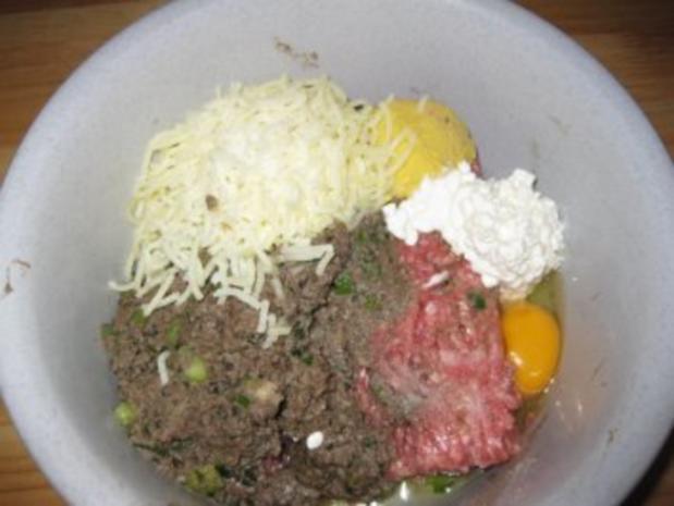 Frikadellen mal ganz anders...mit Spargel-Tomaten-Gemüse - Rezept - Bild Nr. 4