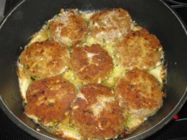 Frikadellen mal ganz anders...mit Spargel-Tomaten-Gemüse - Rezept - Bild Nr. 8