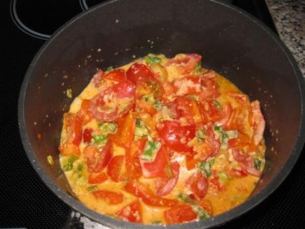 Frikadellen mal ganz anders...mit Spargel-Tomaten-Gemüse - Rezept - Bild Nr. 13