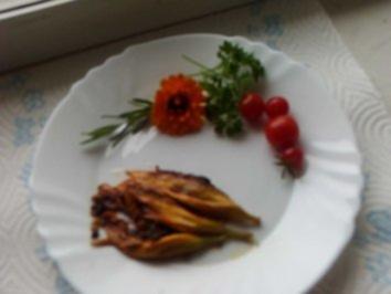 Taglilien gefüllt - Rezept