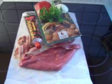 Rinderrouladen mit Maronen - Rezept