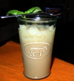 Nougatcreme mit Birnenmus - Rezept