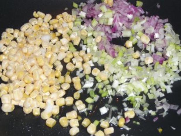 Geräucherte Lachspfanne mit Spätzle - Rezept - Bild Nr. 5