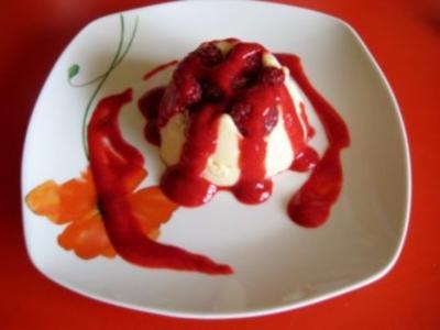 Himbeer - Dessert - Rezept