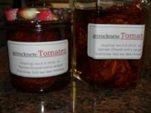 Gemüse:   CHERRY - TOMATEN - Rezept