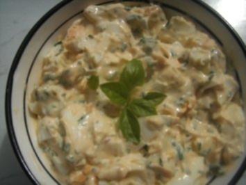 ( Salat )  Eiersalat  Ruck Zuck - Rezept