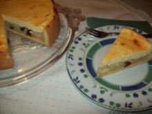 Apfelkuchen mit Quarkguß - Rezept