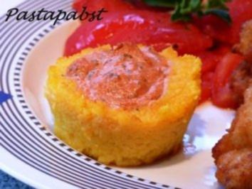 Rezept: Polentamuffins