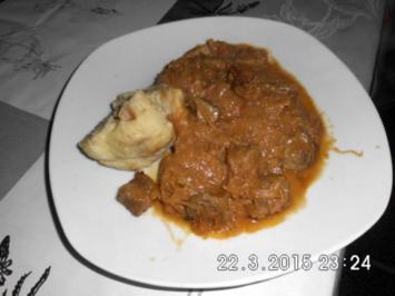 Szegediner Gulasch - Rezept