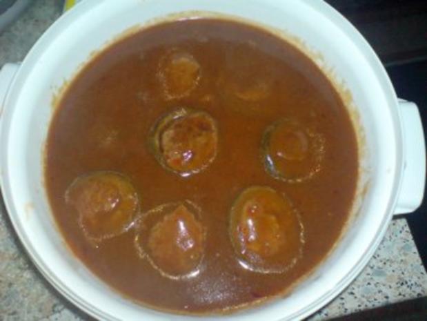 Gefüllte Zucchiniröllchen - Rezept - Bild Nr. 5