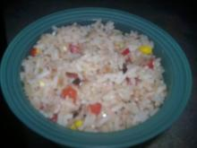 Teufelchens Reis-Thunfisch-Salat - Rezept