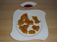 Knusprige Hähnchen-Nuggets - Rezept