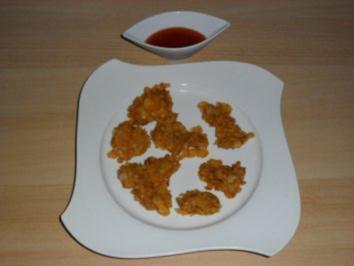 Rezept: Knusprige Hähnchen-Nuggets
