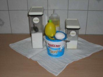 Mayonnaise - Rezept