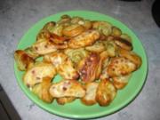 Snack: Blätterteigschnecken - Rezept