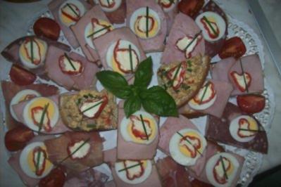 kleiner Snack - Abendbrot - Rezept