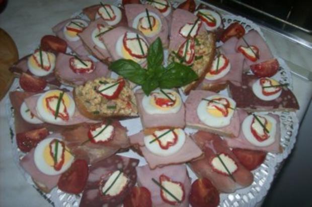 kleiner Snack - Abendbrot - Rezept - Bild Nr. 3