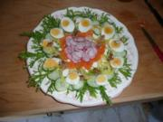Salate - Einen Gemüseteller für Zwei ;-) - Rezept
