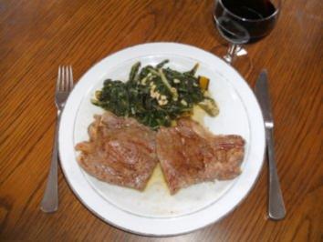 Beilage: Mangold-Gemüse, mediterran - Rezept