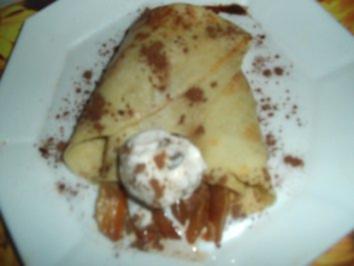 Rezept: Birnenpfannkuchen