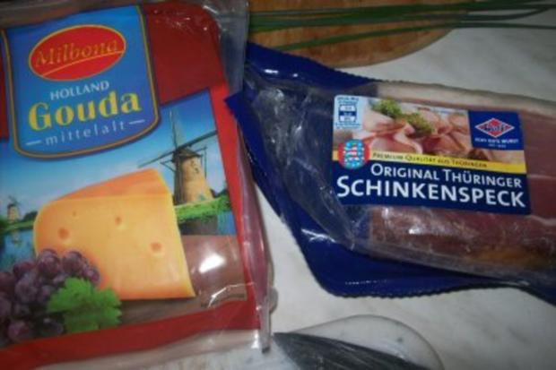 kleiner Snack - alles Käse - Rezept - Bild Nr. 2