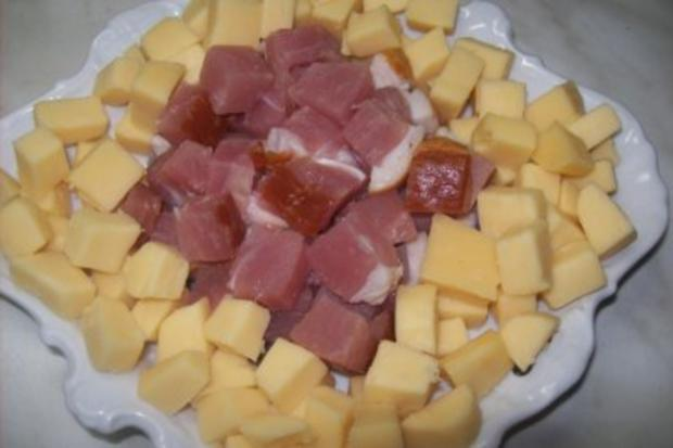 kleiner Snack - alles Käse - Rezept - Bild Nr. 3