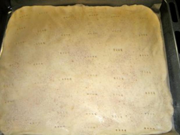Blechkuchen mit Steusel - Rezept - Bild Nr. 5