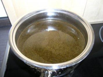 Soße - Sauce - selbstgemacht - Rezept
