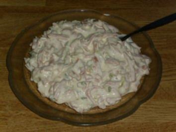 Meerrettich-Fleischsalat - Rezept