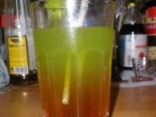 Coktail rot/grün - Rezept