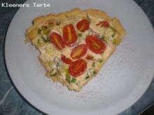 GemüseTarte - Rezept